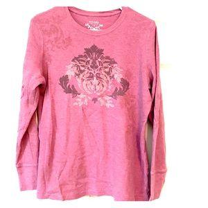 Sonoma thermal long sleeve shirt